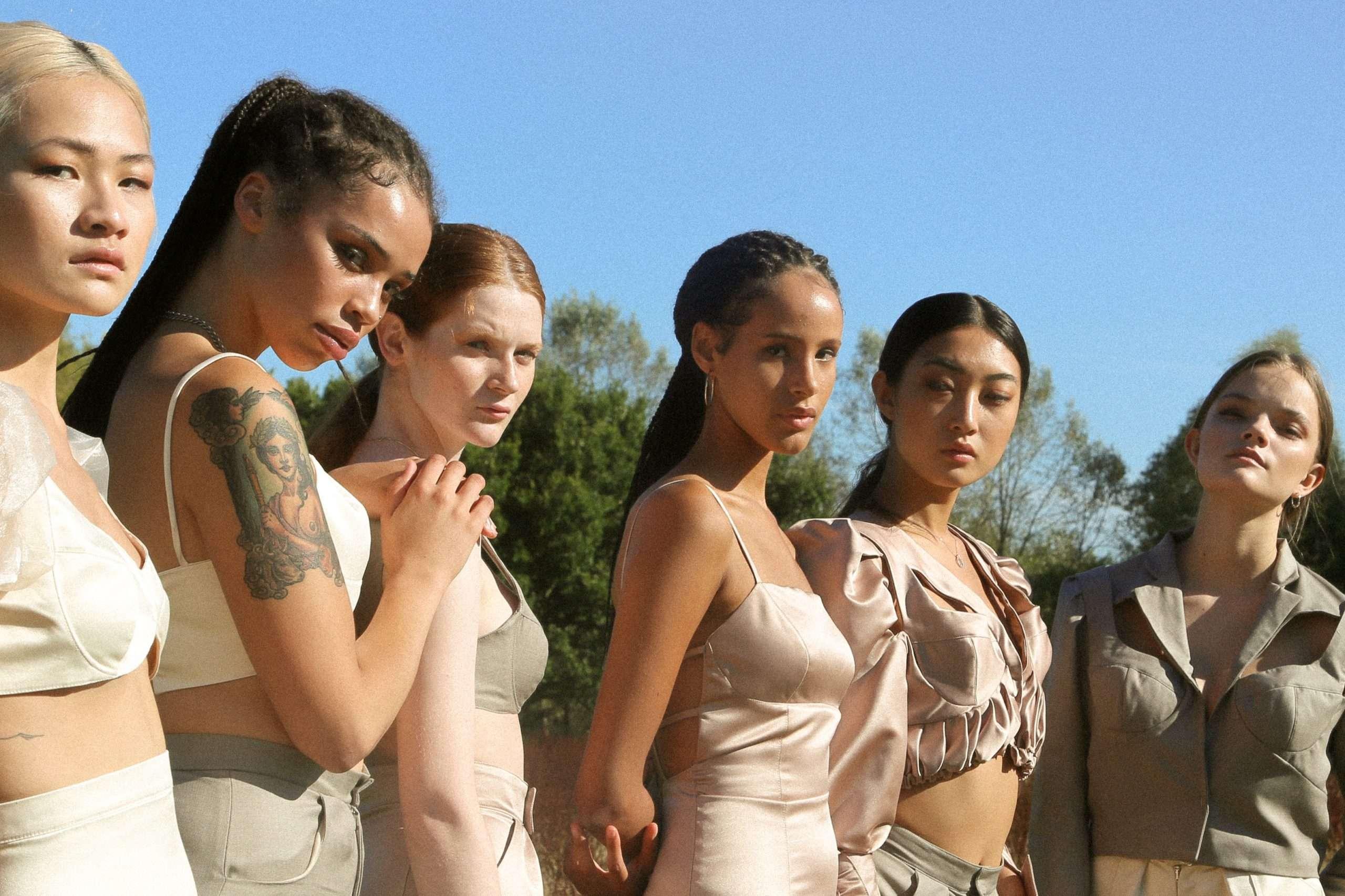 Cabrini Roy London Debuts SS20 at London Fashion Week